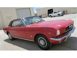 1966 Ford Mustang (CC-1337455) for sale in Cadillac, Michigan