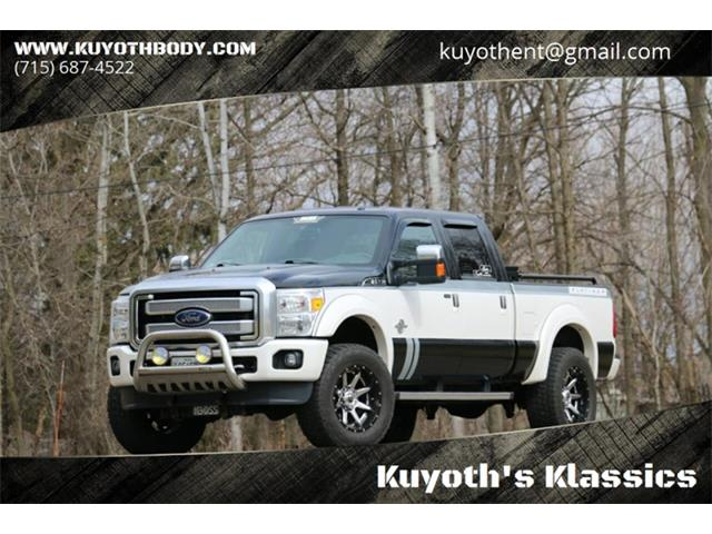 2015 Ford Super Duty (CC-1337457) for sale in Stratford, Wisconsin