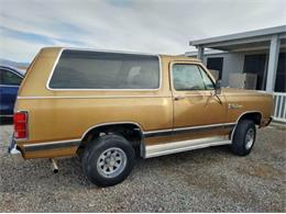 1985 Dodge Ramcharger (CC-1337459) for sale in Cadillac, Michigan