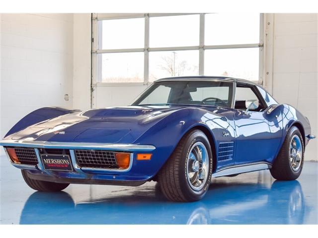 1972 Chevrolet Corvette (CC-1337466) for sale in Springfield, Ohio
