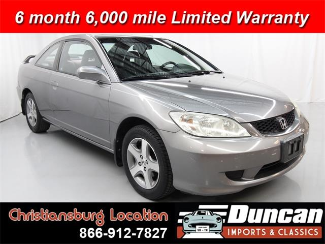 2004 Honda Civic (CC-1337469) for sale in Christiansburg, Virginia