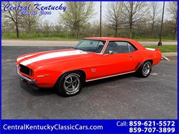 1969 Chevrolet Camaro RS/SS (CC-1337497) for sale in Paris , Kentucky