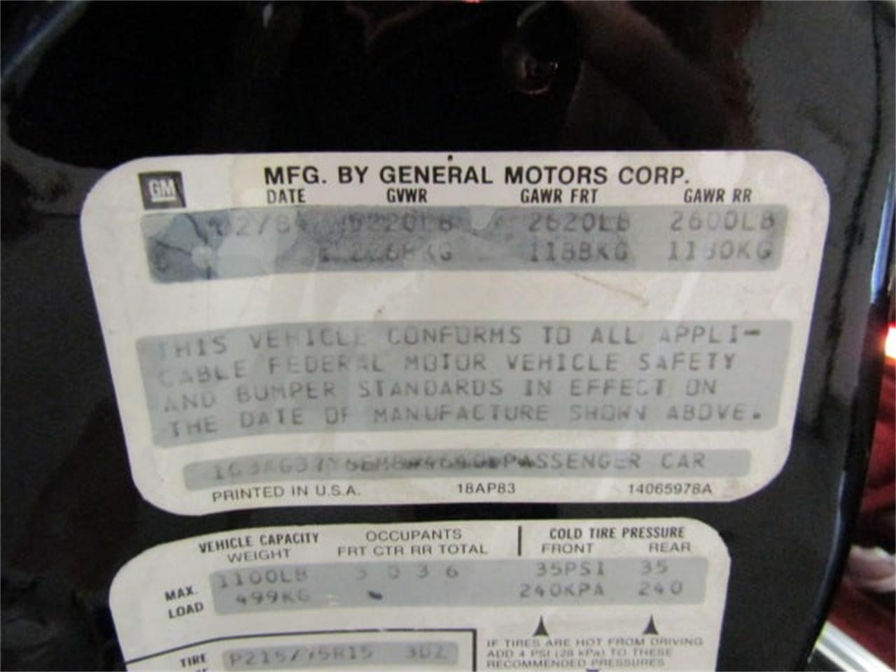 1984 Oldsmobile 98 (CC-1337506) for sale in Christiansburg, Virginia