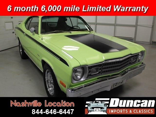 1973 Plymouth Duster (CC-1337508) for sale in Christiansburg, Virginia