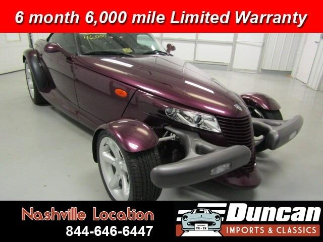 1999 Plymouth Prowler (CC-1337509) for sale in Christiansburg, Virginia