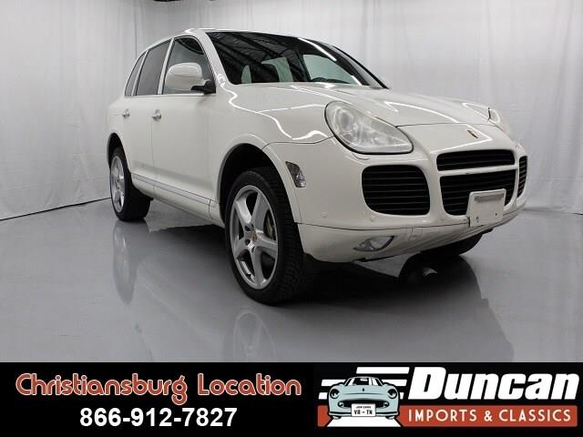 2006 Porsche Cayenne (CC-1337517) for sale in Christiansburg, Virginia