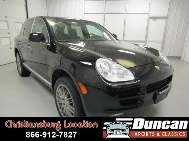 2006 Porsche Cayenne (CC-1337519) for sale in Christiansburg, Virginia