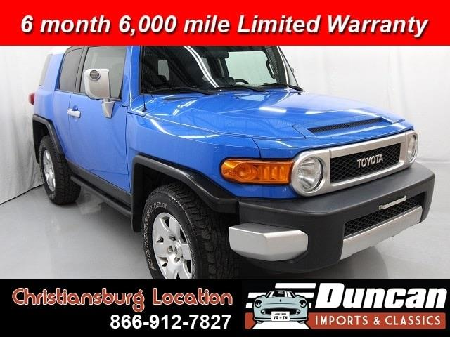 2007 Toyota FJ Cruiser (CC-1337528) for sale in Christiansburg, Virginia