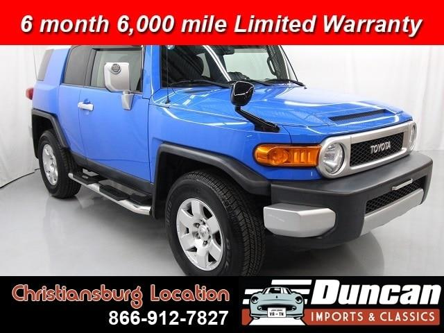 2009 Toyota FJ Cruiser (CC-1337529) for sale in Christiansburg, Virginia