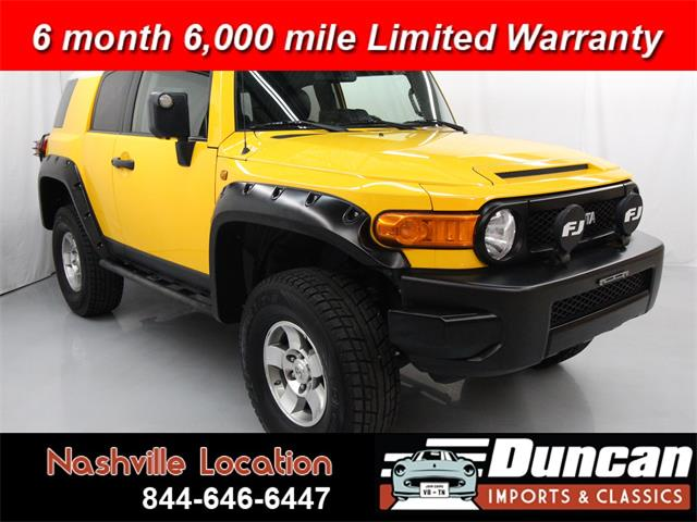 2010 Toyota FJ Cruiser (CC-1337530) for sale in Christiansburg, Virginia