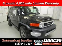 2007 Toyota FJ Cruiser (CC-1337531) for sale in Christiansburg, Virginia