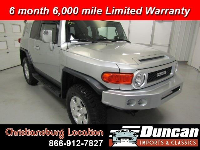 2007 Toyota FJ Cruiser (CC-1337534) for sale in Christiansburg, Virginia
