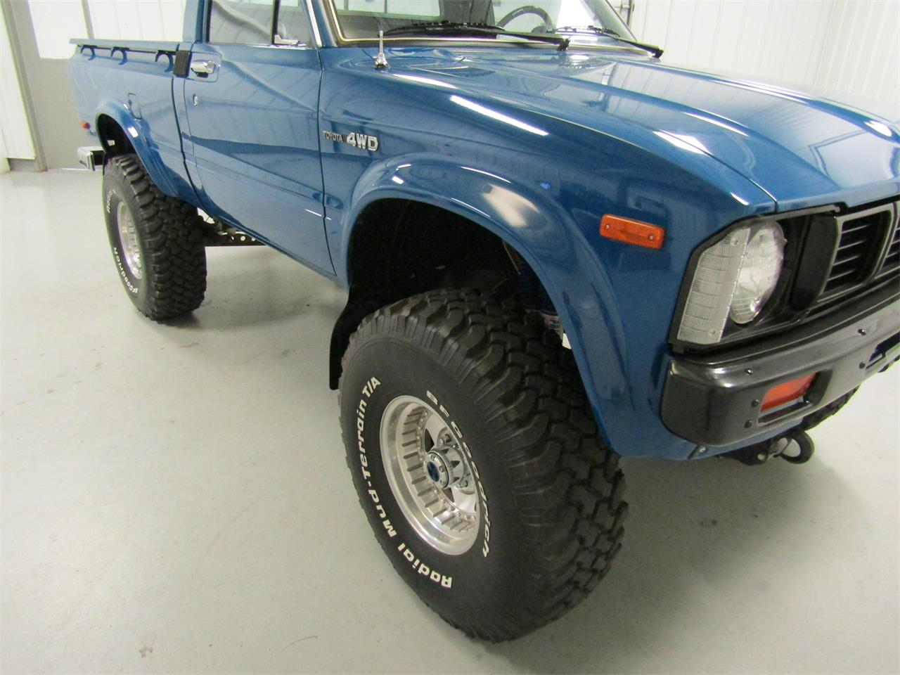 1980 Toyota Hilux (CC-1337535) for sale in Christiansburg, Virginia