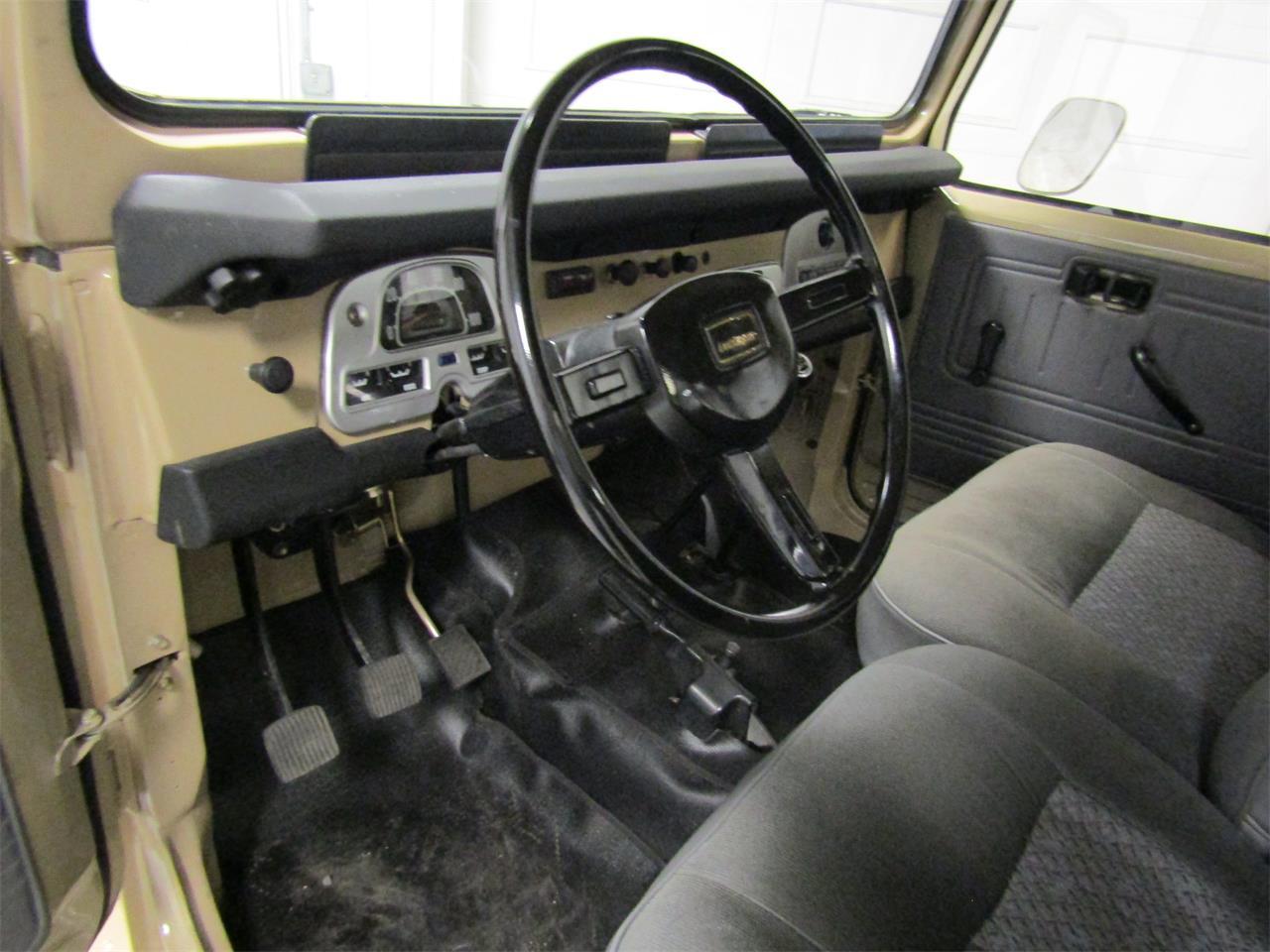 1981 Toyota Land Cruiser FJ (CC-1337536) for sale in Christiansburg, Virginia