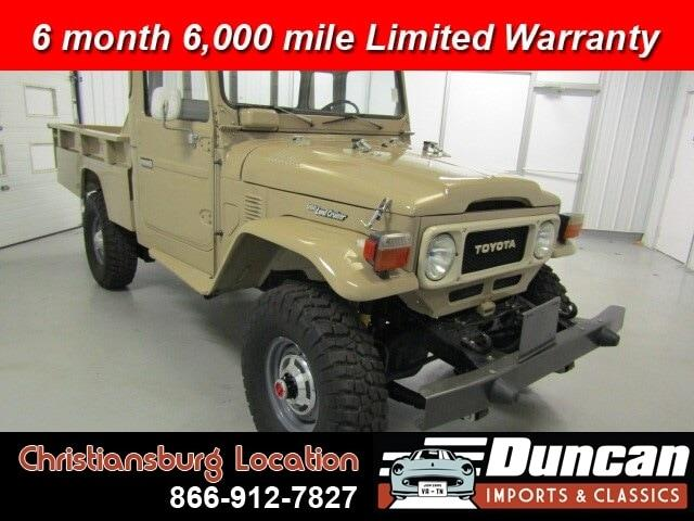 1981 Toyota Land Cruiser FJ (CC-1337536) for sale in Christiansburg, Virginia