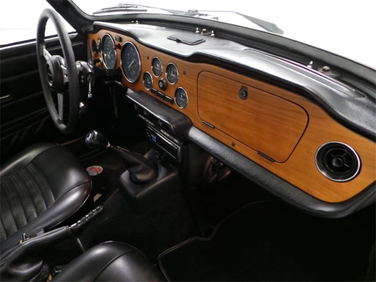 1976 Triumph TR6 (CC-1337538) for sale in Christiansburg, Virginia