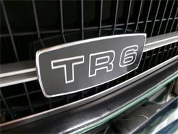 1976 Triumph TR6 (CC-1337539) for sale in Christiansburg, Virginia