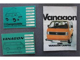 1980 Volkswagen Vanagon (CC-1337542) for sale in Christiansburg, Virginia