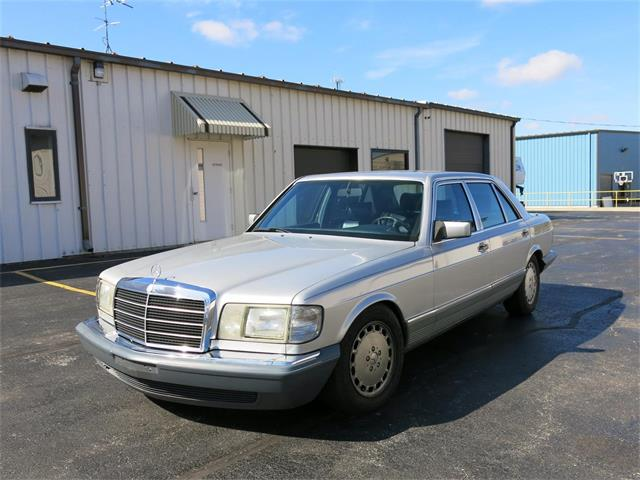 1985 Mercedes-Benz 500SEL (CC-1337544) for sale in Manitowoc, Wisconsin