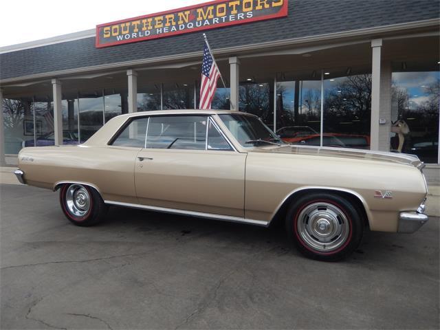 1965 Chevrolet Malibu SS (CC-1330755) for sale in Clarkston, Michigan