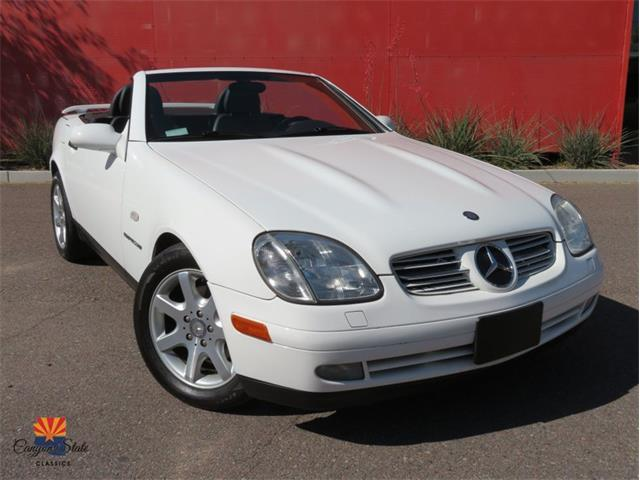 1998 Mercedes-Benz SLK-Class (CC-1337561) for sale in Tempe, Arizona
