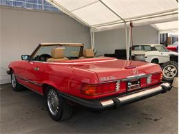 1989 Mercedes-Benz 560 (CC-1337565) for sale in Los Angeles, California