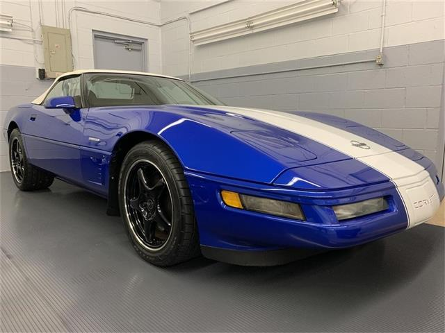 1996 Chevrolet Corvette (CC-1337577) for sale in Manheim, Pennsylvania