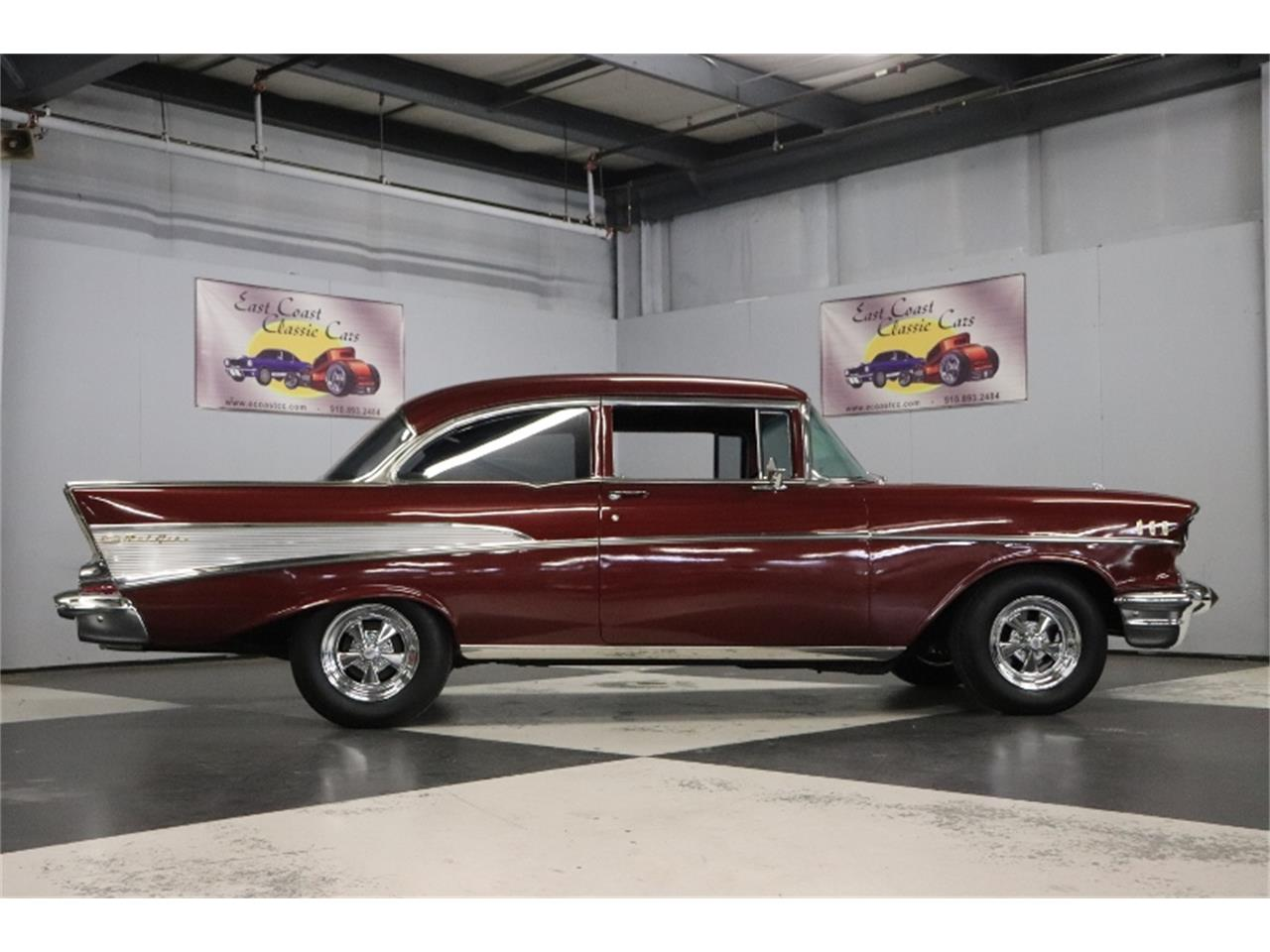 1957 Chevrolet Bel Air (CC-1337585) for sale in Lillington, North Carolina