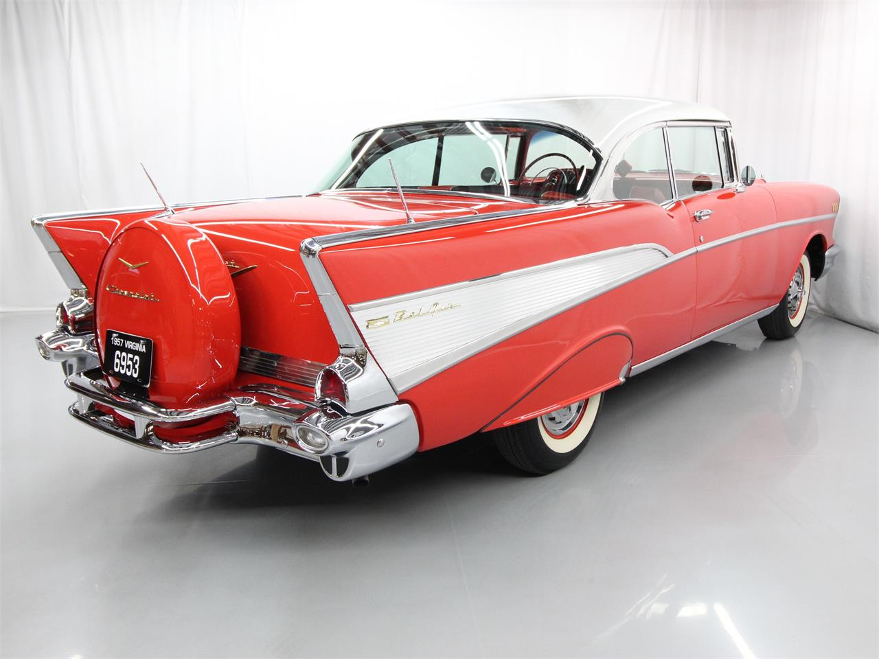 1957 Chevrolet Bel Air (CC-1337613) for sale in Christiansburg, Virginia