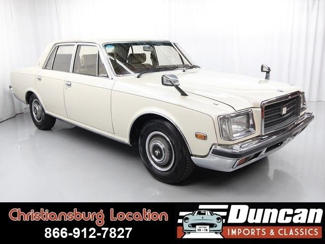 1986 Toyota Century (CC-1337614) for sale in Christiansburg, Virginia