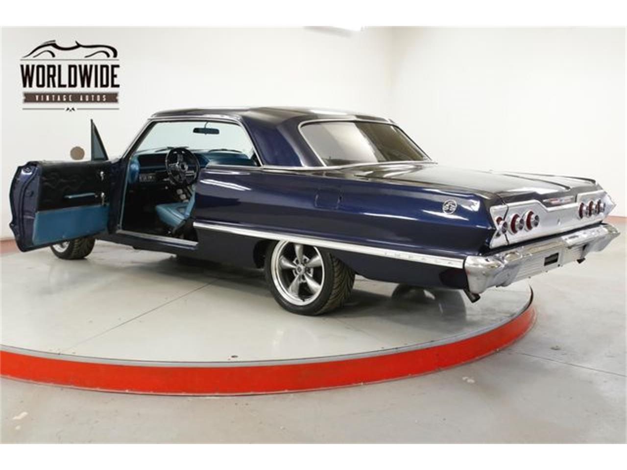 1963 Chevrolet Impala SS (CC-1337615) for sale in Denver , Colorado