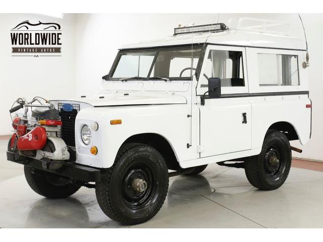 1973 Land Rover Defender (CC-1337628) for sale in Denver , Colorado