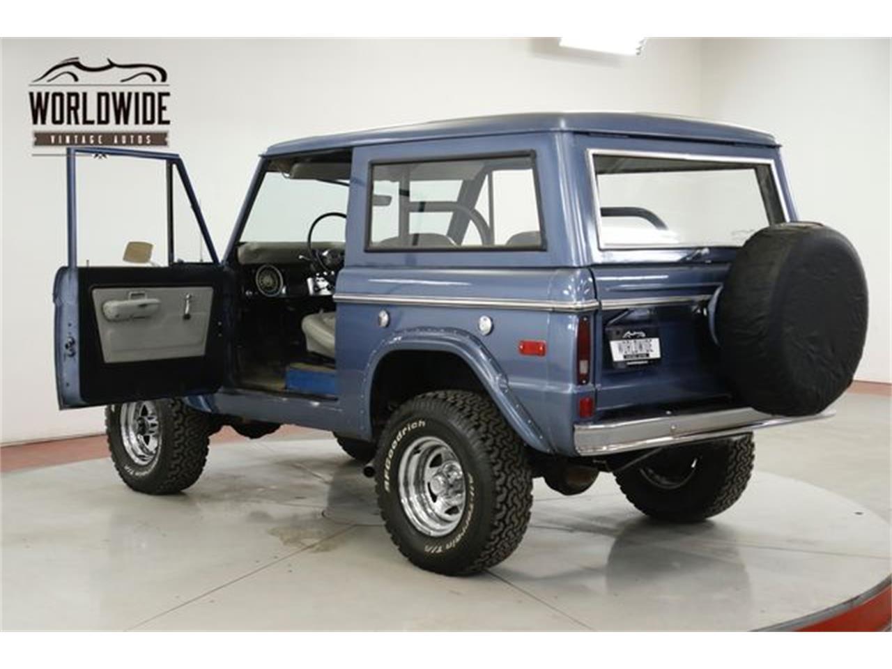 1971 Ford Bronco (CC-1337630) for sale in Denver , Colorado