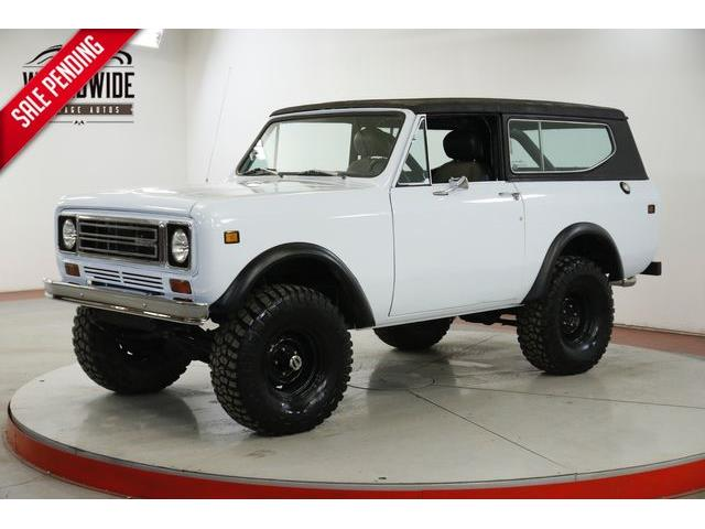 1978 International Scout II (CC-1337631) for sale in Denver , Colorado