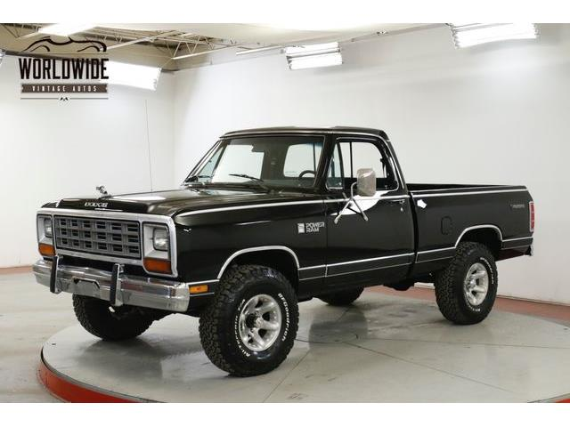 1985 Dodge Ram (CC-1337632) for sale in Denver , Colorado