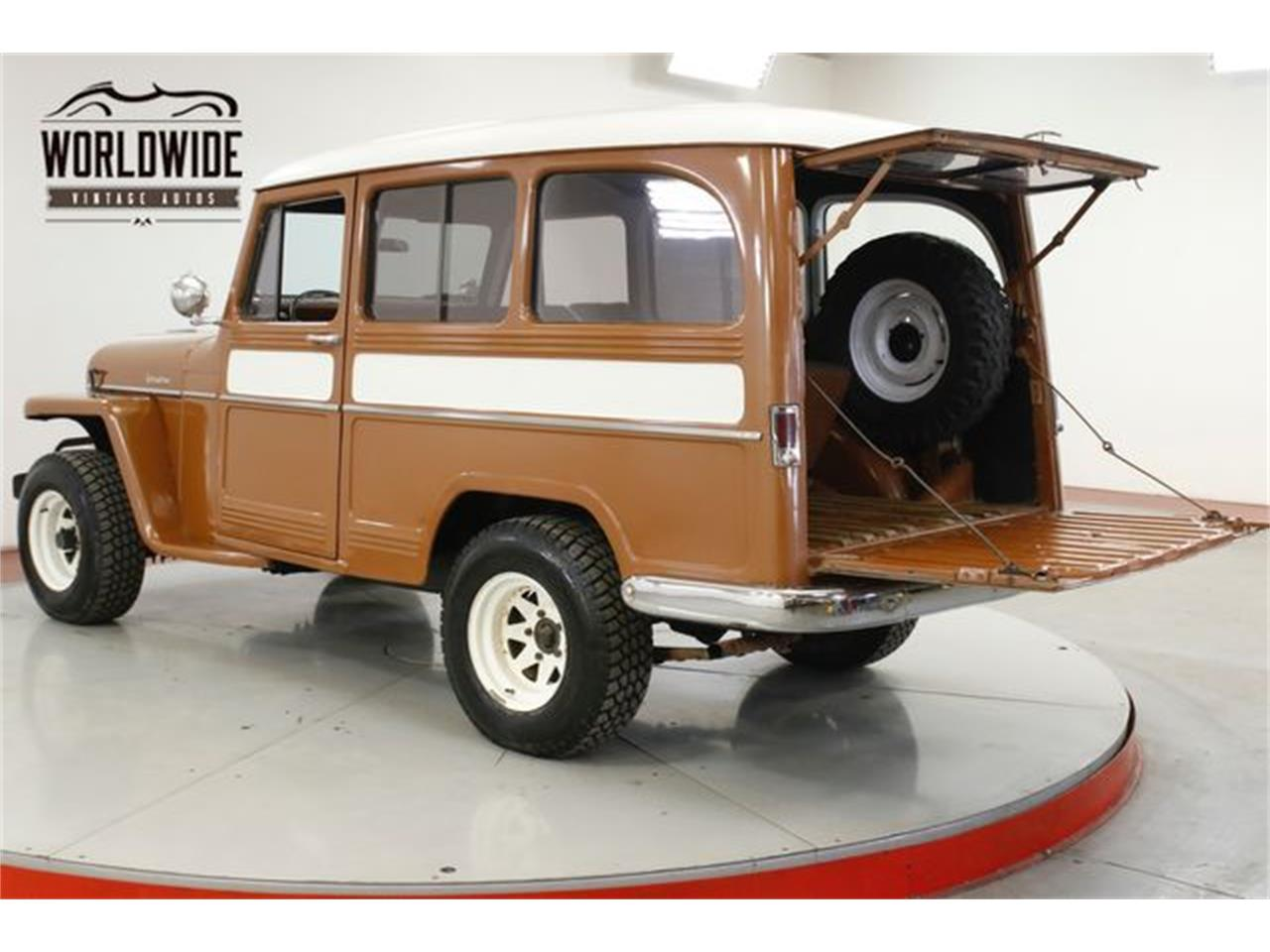 1956 Jeep Willys (CC-1337635) for sale in Denver , Colorado