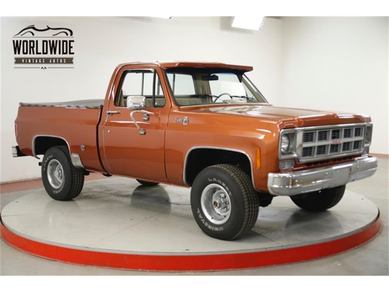 1978 GMC K1500 (CC-1337636) for sale in Denver , Colorado