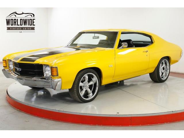 1971 Chevrolet Chevelle (CC-1337639) for sale in Denver , Colorado