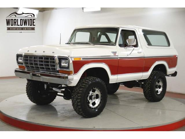 1978 Ford Bronco (CC-1337640) for sale in Denver , Colorado