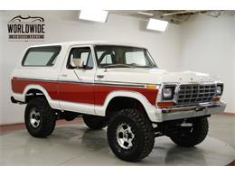 1978 Ford Bronco (CC-1337640) for sale in Denver , Colorado