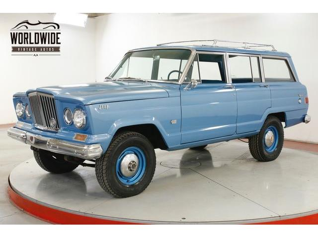 1963 Jeep Wagoneer (CC-1337643) for sale in Denver , Colorado