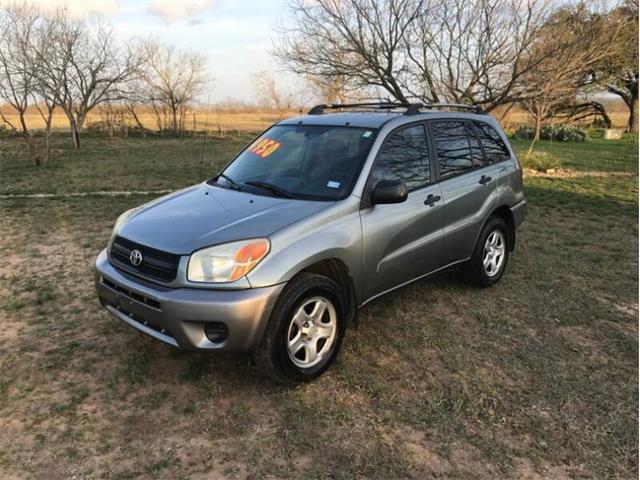 2005 Toyota Rav4 (CC-1337646) for sale in Fredericksburg, Texas