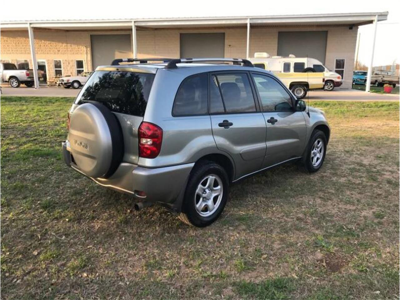 2005 Toyota Rav4 (CC-1337646) for sale in Fredericksburg, Texas