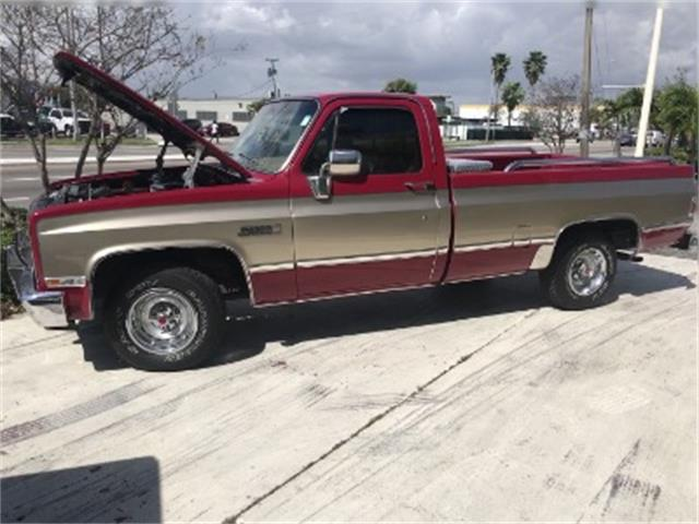 1982 GMC C/K 1500 (CC-1337651) for sale in Miami, Florida