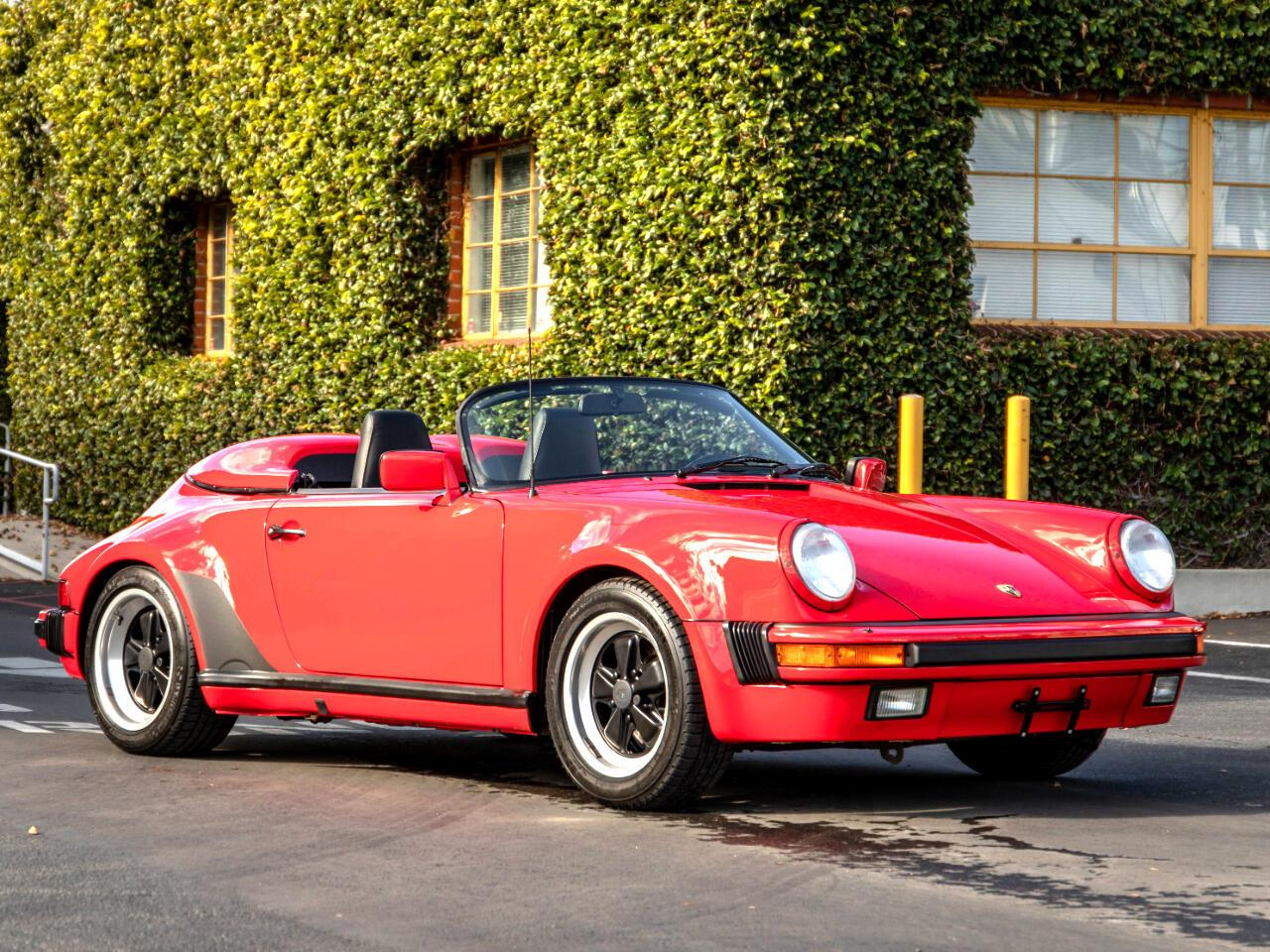 1989 Porsche 911 Speedster (CC-1337662) for sale in Marina Del Rey, California