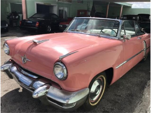 1952 Lincoln Capri (CC-1337671) for sale in Miami, Florida