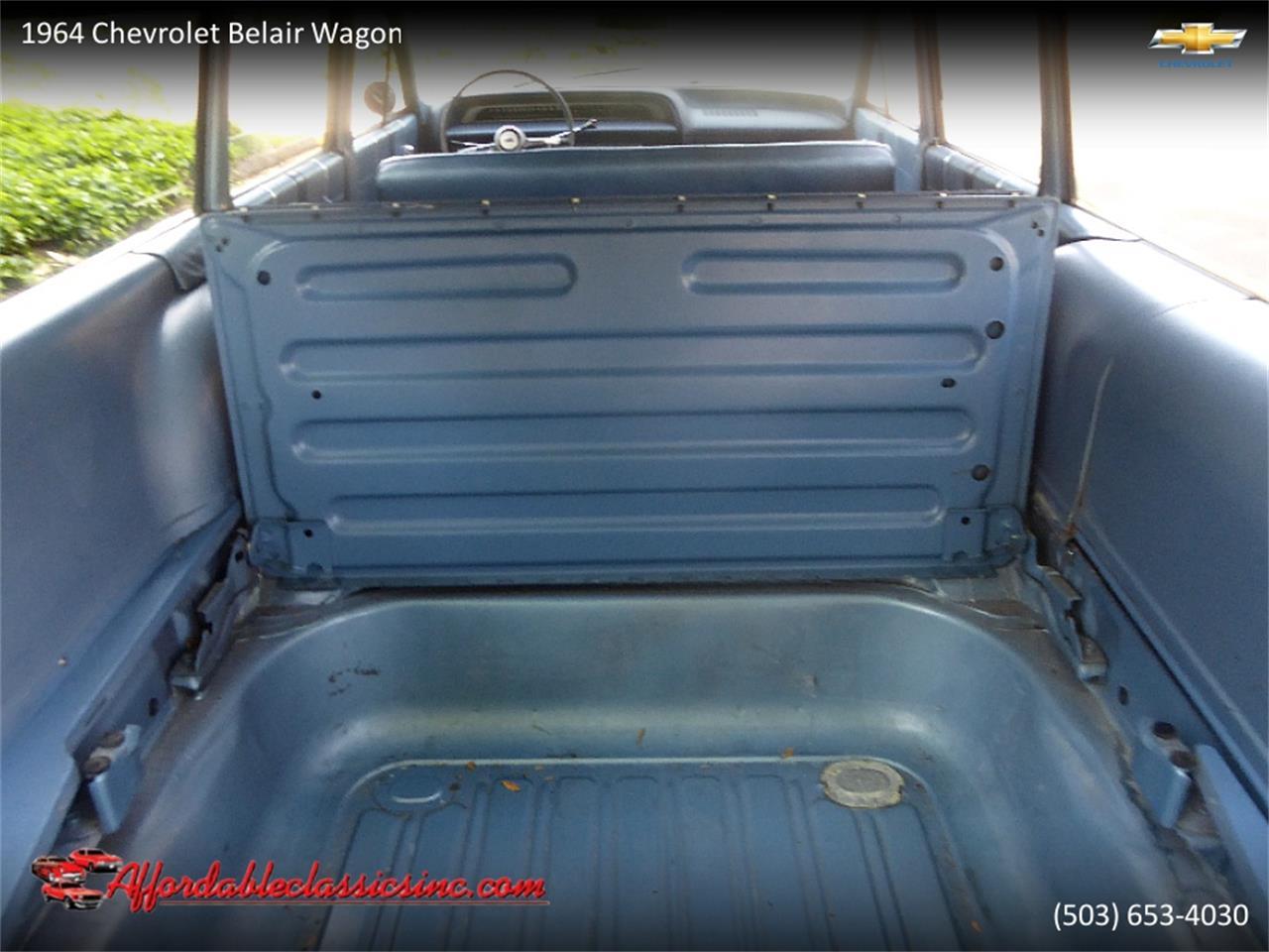 1964 Chevrolet Bel Air (CC-1337679) for sale in Gladstone, Oregon