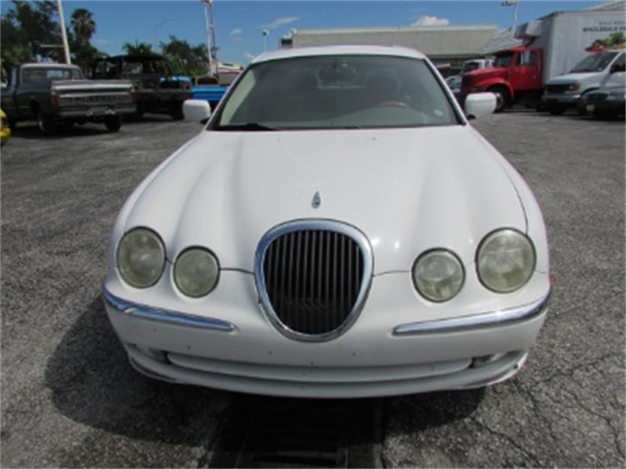 2001 Jaguar S-Type (CC-1337680) for sale in Miami, Florida