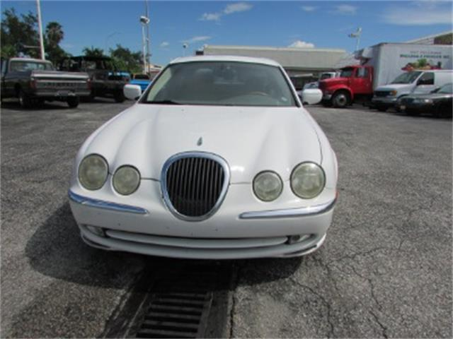 2001 Jaguar S-Type (CC-1337680) for sale in Miami, Florida
