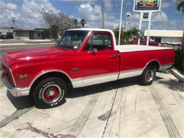 1968 GMC Pickup (CC-1337685) for sale in Miami, Florida